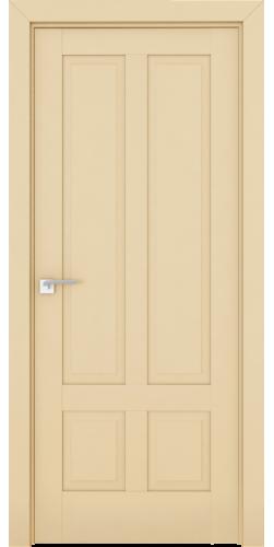 Дверь межкомнатная экошпон глухая 2.116U цвет Магнолия сатинат