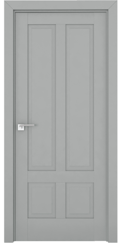 Межкомнатная дверь экошпон 2.116 U ПГ Манхэттен