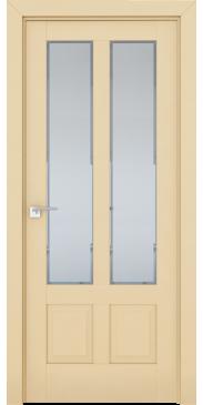 Дверь Профиль дорс 2.117 U ПО Магнолия сатинат