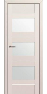 Дверь Профиль дорс 41 U ПО Магнолия Сатинат