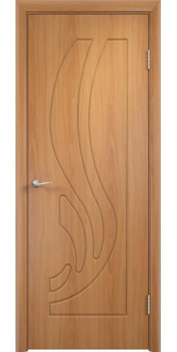 Дверь межкомнатная Лиана цвет миланский орех