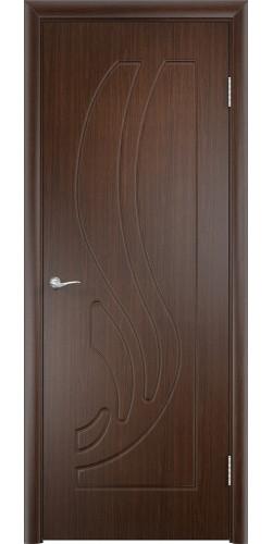 Дверь межкомнатная Лиана цвет венге