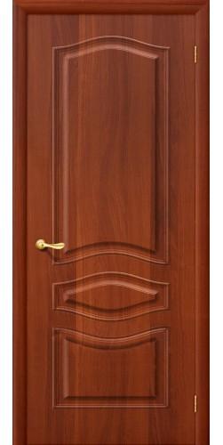 Межкомнатная дверь ПВХ Модена ПГ итальянский орех