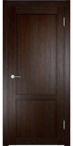 Межкомнатная дверь 3D Баден 3 дуб темный