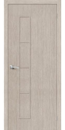 Межкомнатная дверь 3D Тренд 3 ПГ капучино