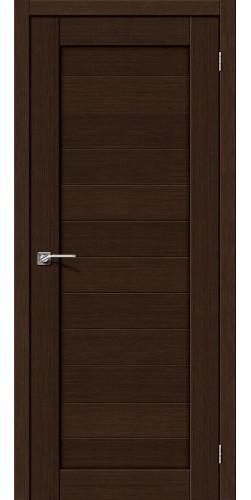 Межкомнатная дверь 3D Порта 21 ПГ 3D венге
