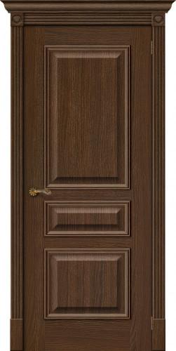 Межкомнатная дверь шпонированная Вуд классик 14 ПГ golden oak
