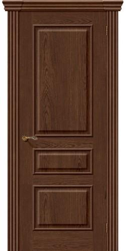 Межкомнатная дверь шпонированная Сорренто ПГ виски
