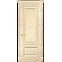 Межкомнатная дверь шпонированная Фараон 1 ПГ слоновая кость