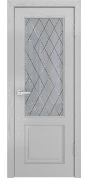 Дверь НЕО-1 ДО ясень манхэттен