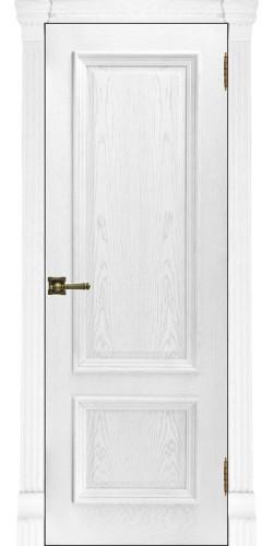Межкомнатная дверь шпонированная Корсика ПГ Перла