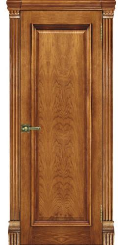Межкомнатная дверь шпонированная Тоскана ПГ антико