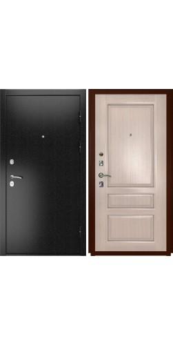 Входная дверь Luxor-3b Валентия-2 беленый дуб